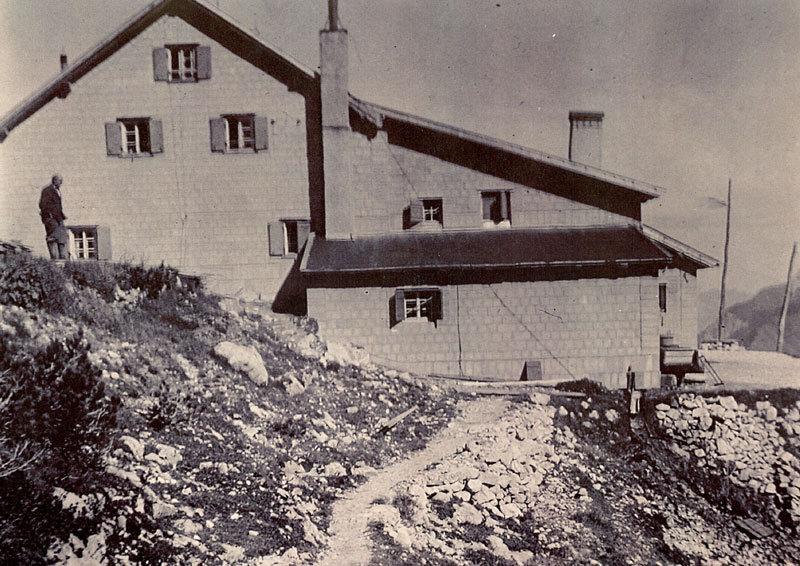 Coburger Hütte Tirol Ehrwald